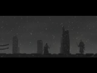 """Полнометражное аниме """"Миямото Мусаши:Мечта последнего самурая"""". (Самурайский боевик, документальный, Япония, 2009)"""
