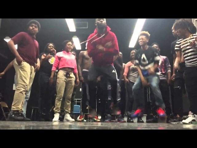 JERSEY DANCE COLLAB 2015 TEAMLILMAN x TEAM609 x SLUTTYBOYS