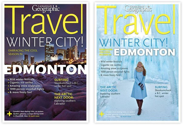 Canadian Geographic - Winter Travel 2016