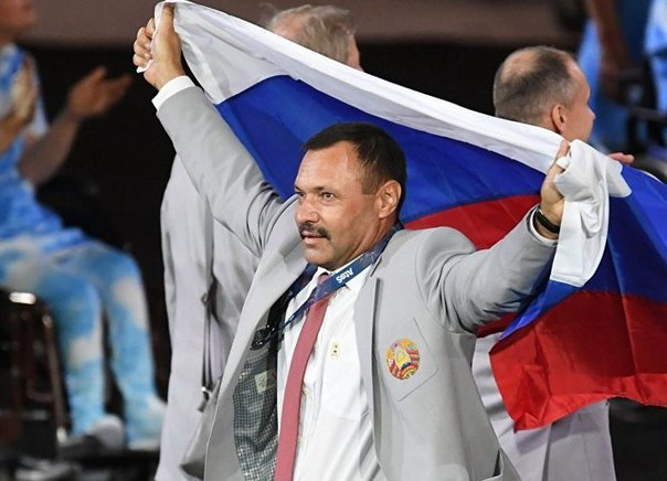 белорусы с флагом россии на паралимпиаде фото тюлипное тесто