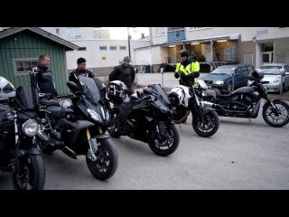 Покупка мотоцикла