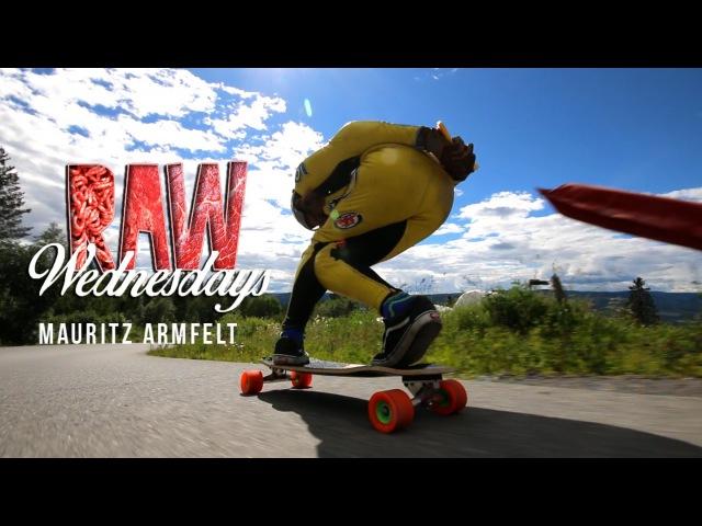 Raw Wednesdays Mauritz Drop the Lillehammer