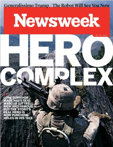 Newsweek - 20 May 2016