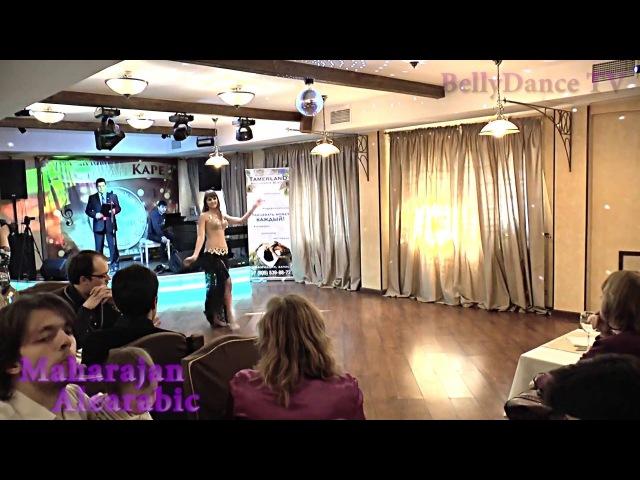 Bellydance TV - Maharajan Alearabic - Юлия Есина