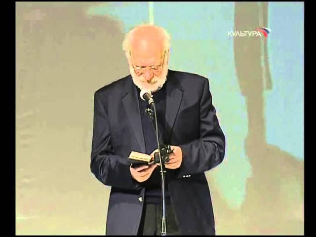 П.Н.Фоменко читает Давайте пить и веселиться А.С.Пушкина