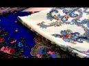 Павлопосадские платки - модный неповторимый аксессуар