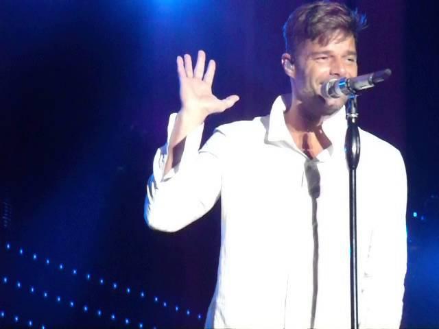 Ricky Martin Junín Argentina 09 03 16
