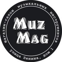 """Логотип Магазин-салон музыкальных инструментов """"МузМаг"""""""