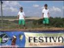 Olivier Jr et Laurentino Prado Festival de la Chanson Française