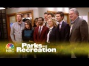 Parks and Recreation - The Farewell Season: Shooting the Final Scene (Behind The Scenes)