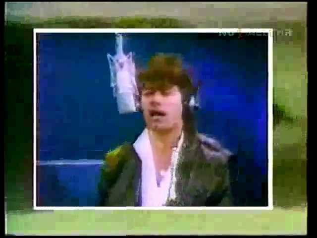 Поет Александр Серов Фильм концерт 1988 год