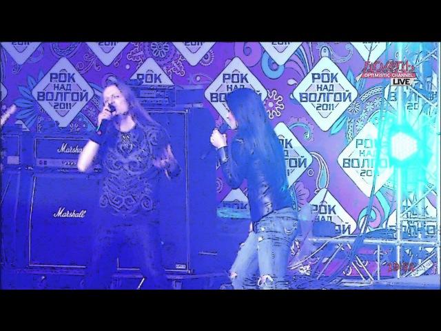 Kipelov and Tarja Turunen I'm here TV version HDTV