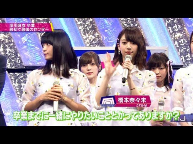 乃木坂46「ハルジオンが咲く頃」 MUSIC JAPAN 2016 03 13 Video Dailymotion