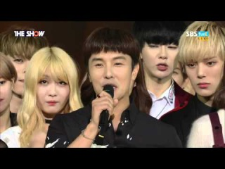 [RAW|YT][] Monsta X Ending Stage (The Show)