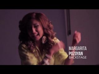 Видеооператор Артур. Margarita Pozoyan Backstage April 13, 2015. Профессиональная видеосъемка