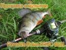Favorite Drive DRVC 662L Лайт кастинговая прогулка по речке Весенняя ловля окуня джигом