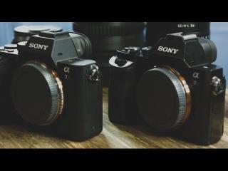 Видеомейкер ком на русском: SONY a7RII против a7S в съёмке 4k