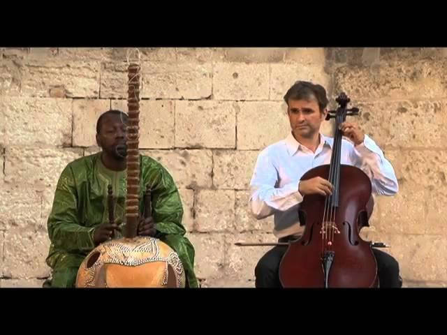 Ballaké Sissoko Vincent Ségal a benim kahve sesli ince sızım 27 07 2010