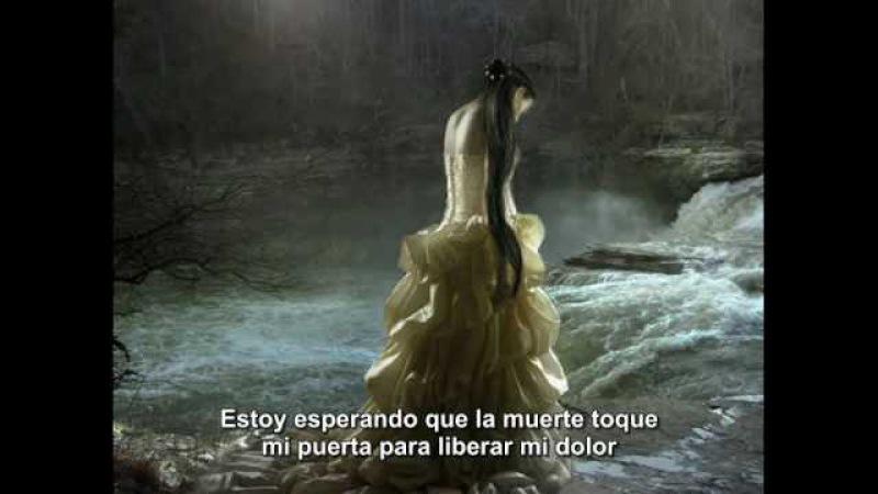 Tarja Turunen Sadness in the night subtitulos al español