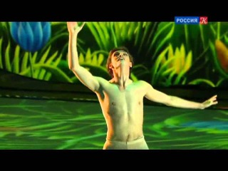 Sergei Polunin - Narcisse, Bolshoi Ballet TV Show 2012
