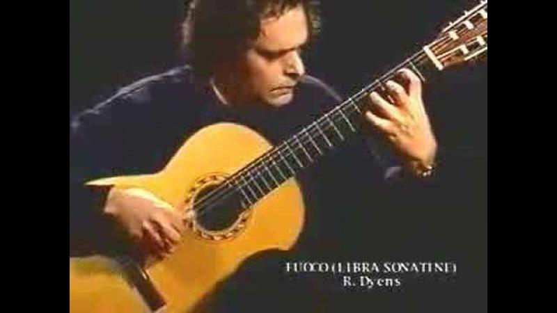 Roland Dyens Fuoco Libra Sonatine
