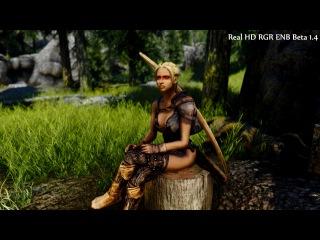 The Elder Scrolls V: Skyrim (PC) 4K - Real HD RGR ENB Beta 1.4