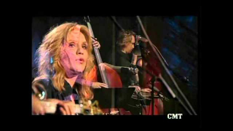 Alison Krauss Vince Gill Tryin' To Get Over You live CMT Cross Country 2nafish
