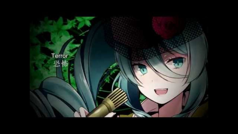 Utata-P ft. 初音ミク - Hop! Step! Instant Death! A Happiness Dance Death-Trap (English Subtitles)