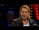 David Garrett's interview - Talk show '3 nach 9' (NDR.de, 9-10-2015)