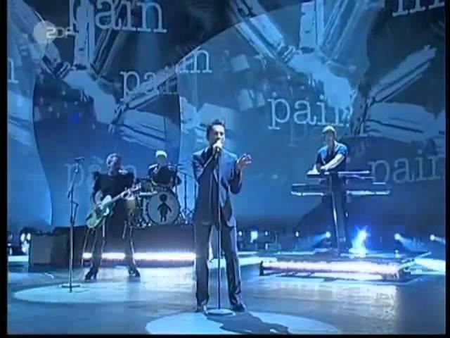 Depeche Mode Precious Wetten Das ZDF Germany 28 01 2006