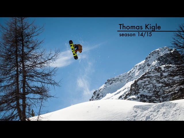 Thomas Kigle Season 14 15
