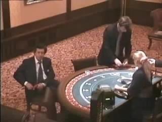 Легендарное видео из казино Ёбаный рот этого казино, блядь!
