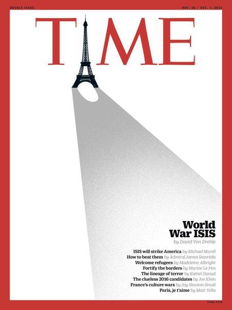 Time Magazine - November 30, 2015