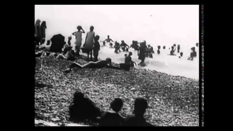 русские нудисты в Батуми 1926 1930 годы