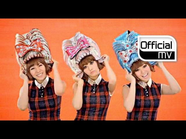 Orange Caramel(오렌지캬라멜) _ Shanghai Romance(샹하이 로맨스) (上海之戀) MV