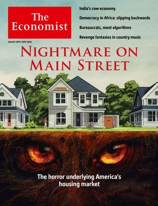 THE ECONOMIST (20 August, 2016)