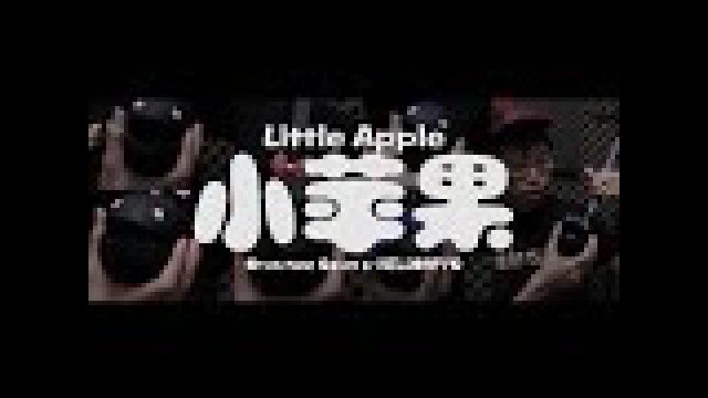 筷子兄弟 T ara 小苹果 Little Apple Otamatone Cover by NELSONTYC