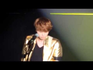 140118 Royal Pirates - Get Lucky @ 이민호 Concert
