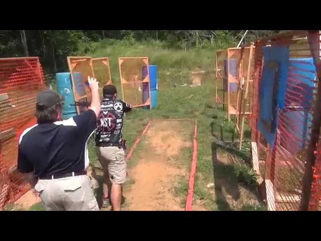 The Noveske Shooting Team at the 2014 Benelli Tactical Shotgun Championships