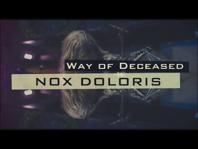 Nox Doloris Way of Deseased Live on MBMC 2014 Symphonic Black Metal