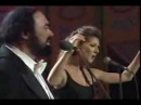 Luciano Pavarotti y Celine Dion I Hate You Then I Love You