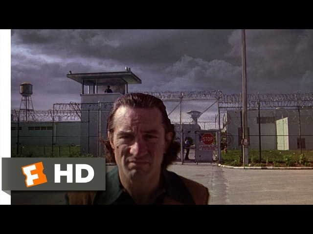 Cady's Release Cape Fear 1 10 Movie CLIP 1991 HD