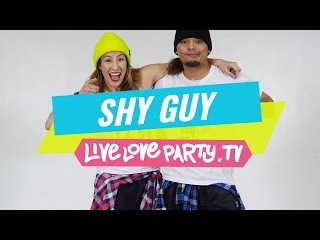 Shy Guy by Diana King | Zumba  with Prince and Madelle | Live Love Party