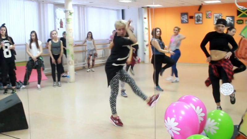 DANCEHALL choreo by Kate Gospodareva studio 212 Kalash Ft Pompis Independent Gyal