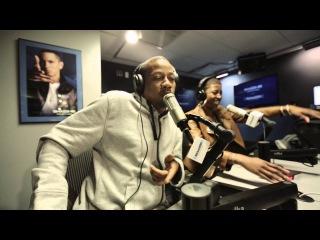 Planet Asia & Lyric Jones Showoff Radio Freestyle w/ Statik Selektah Shade 45