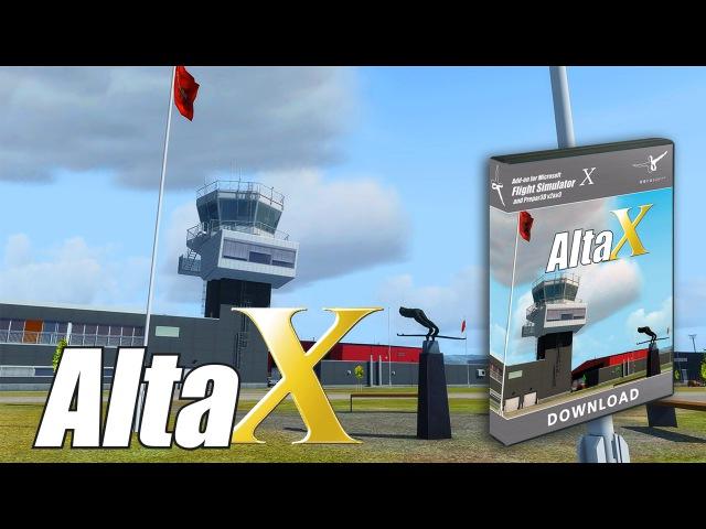 Fly In Aэропорт Свольвер ENAT