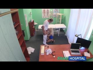 Youporn - fake hospital tattood blonde loves doctors dick