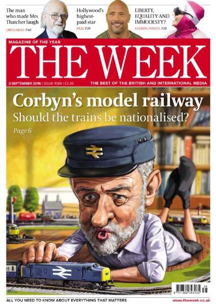 The Week UK - 3 September 2016