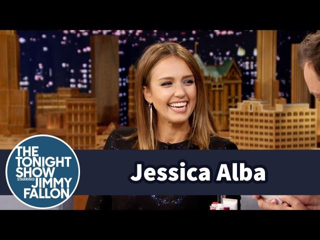 Jimmy Samples Jessica Alba's Hydrating Mist