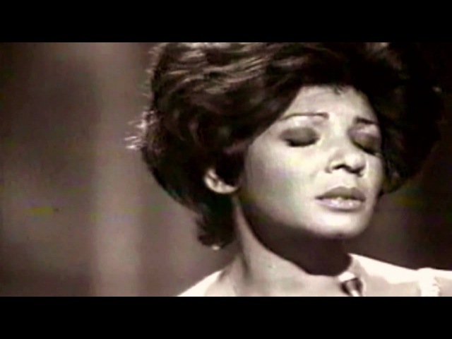 Shirley Bassey Yesterday When I Was Young SOMETHING 1970 Live